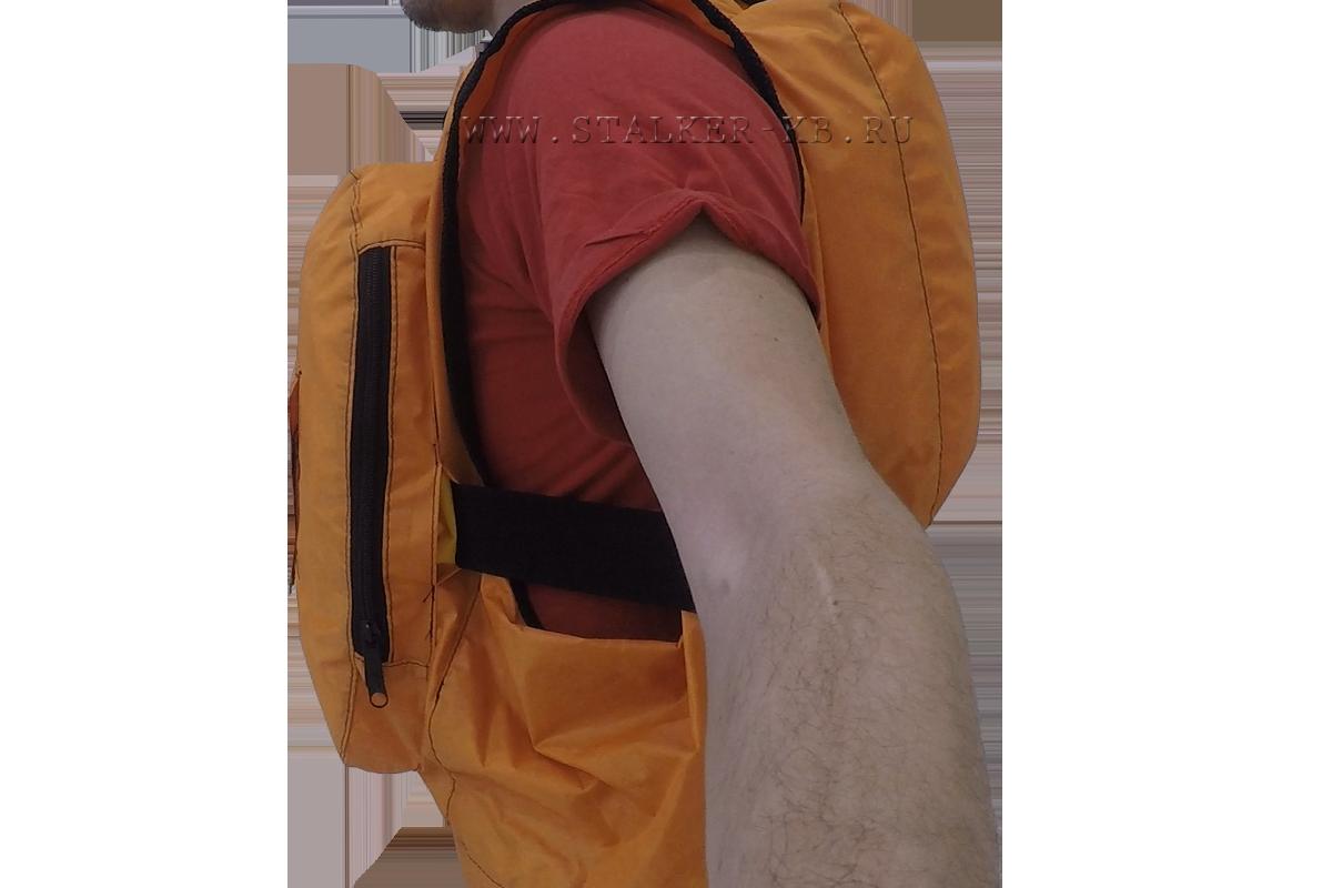 Спасательный жилет вид сбоку