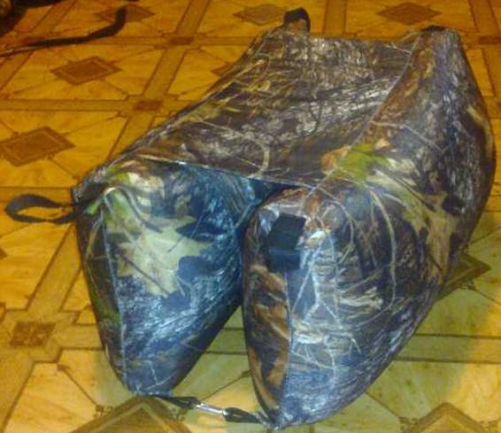 Надувное сиденье для байдарки Налим