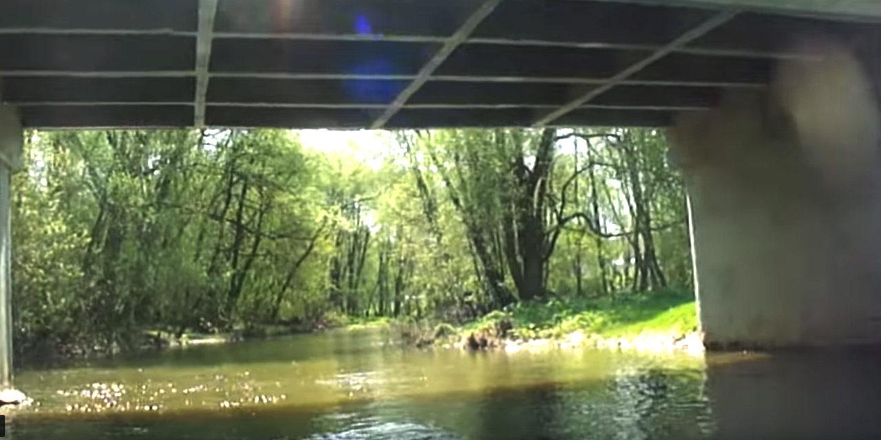 Сплав по реке Коломенка